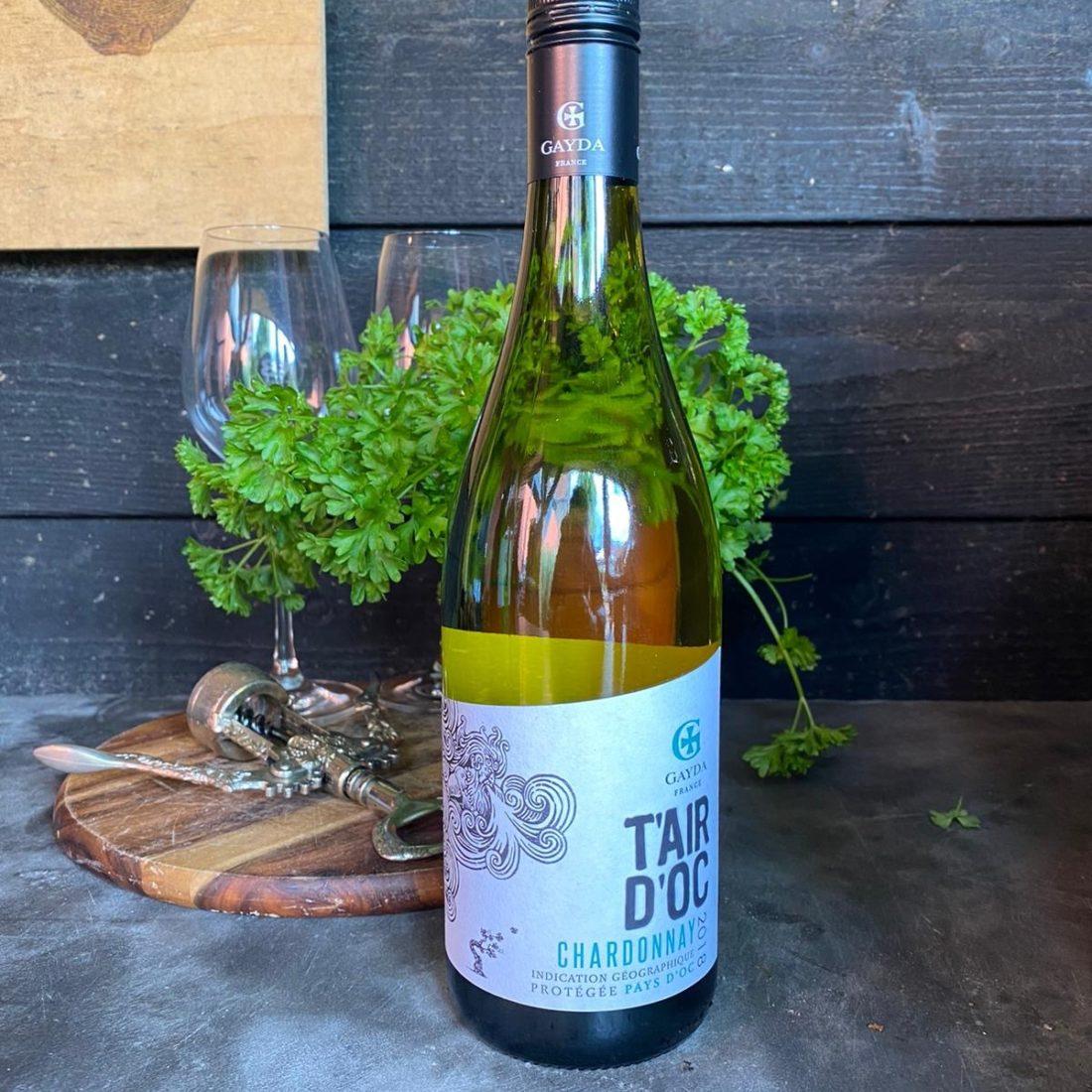 T'Air D'oc Chardonnay