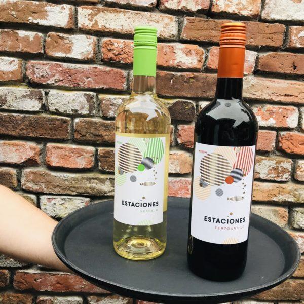 Wijn - Estaciones